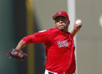 Mason: Darwinzon Hernandez becoming intimidating presence for the Red Sox