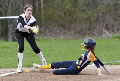 ME softball eliminated by top-seeded Austin Prep