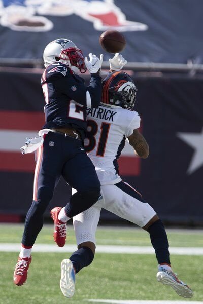 Some lightat the end of thetunnel forPatriots