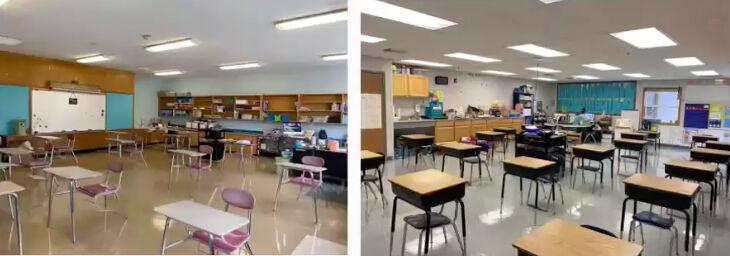 Teachers hesitantabout seating plan