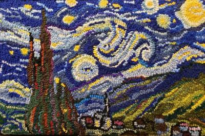 Bastille Day show focuses on French artist's textiles