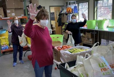 Coronavirus changes holiday food drive