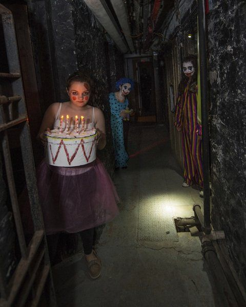 Hammond Castle Hosts Annual Haunted House