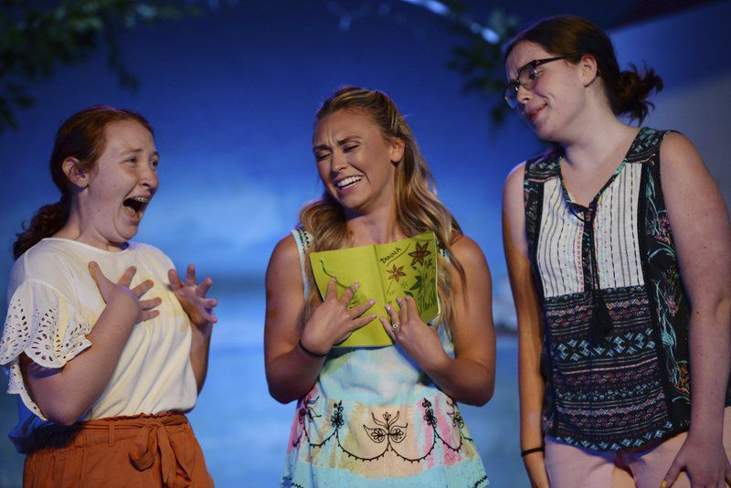 'Mamma Mia!' — Cape Ann style; Annisquam Village Players put creative touch on popular musical