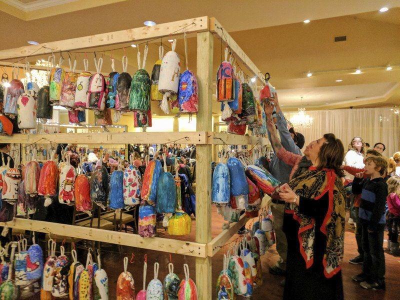 AROUND CAPE ANN: Cape Ann Art Haven's celebrates 10th painted buoy auction