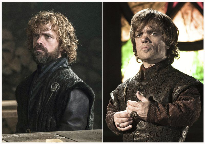 Fire, ice and puberty: Howthe characters have grown