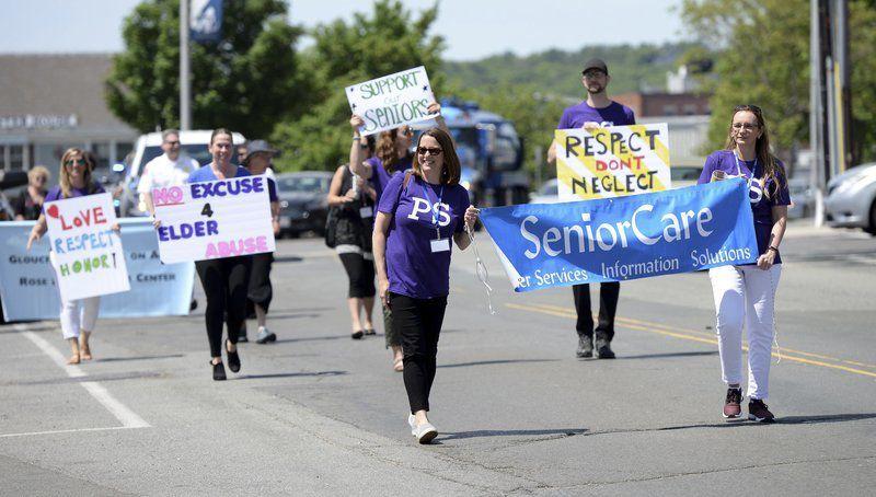 Raising awareness of elder abuse