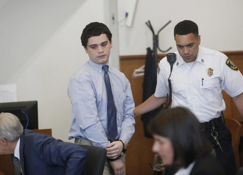 Life for beheading: Lawrence teen guilty of murder