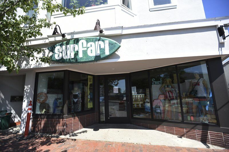 Flooding hits surf shop, laundry