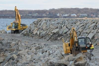 Rockport receives $1.2M for breakwater work
