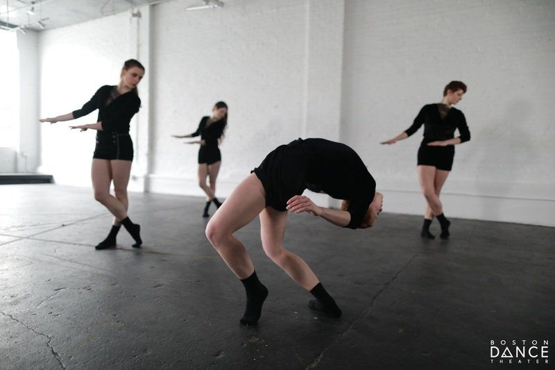 Women of the hour: New repertory dance company is catching on with local audiences