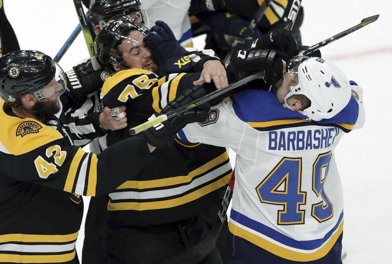 Loss of Grzelcyk, will force Bruins to reshuffle