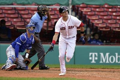Biggio's 2-run double caps big 5th; Jays beat Red Sox 10-8