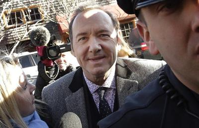Accuser drops lawsuit against actor Kevin Spacey