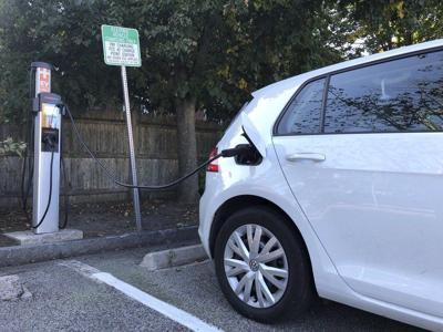 E-vehicle rebate program gets lifeline