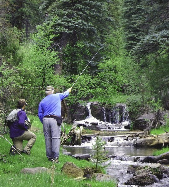 Tenkara an ancient approach to fly fishing sports for Chicago fly fishing