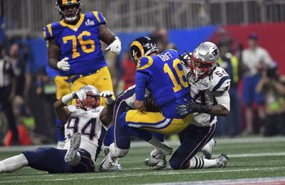 How disrespected Pats defense shut down Rams in Super Bowl LIII