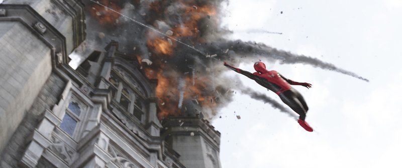 Movie review: 'Spider-Man' swings again with successful sequel