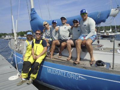 Young offshore racing team setssail for Halifax