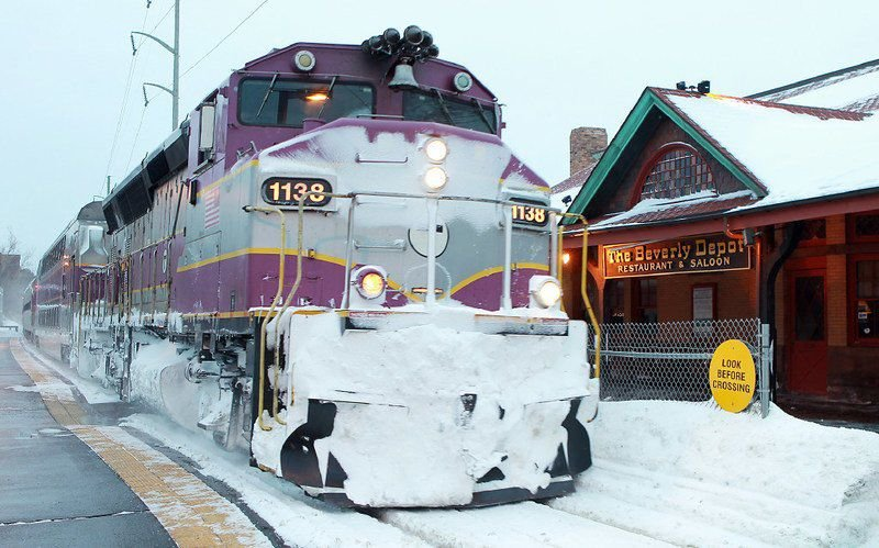 Cold spell testing MBTA services