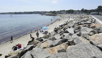 Neighbors claim they own Back Beach