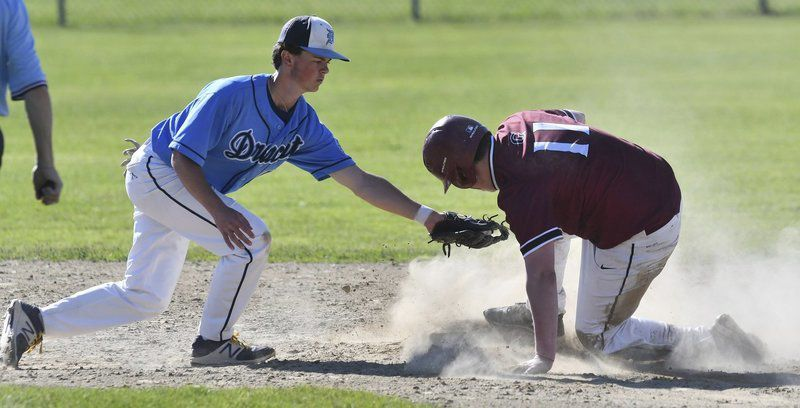 Gloucester baseball survives tough draw, gets past Dracut