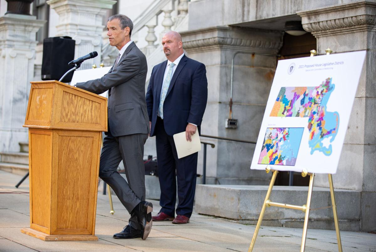 New political maps shake up legislative districts
