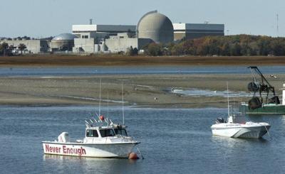 NRC grants license extension to Seabrook nuke plant
