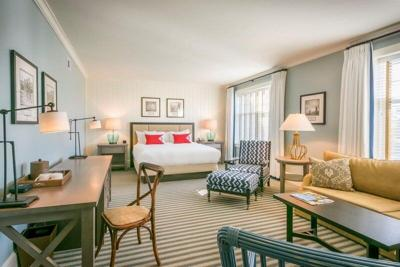 Beauport reimagines hotel rooms as work spaces
