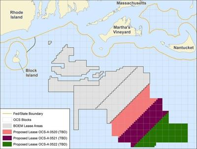 Record-setting state auction nets $405M for offshore tracts