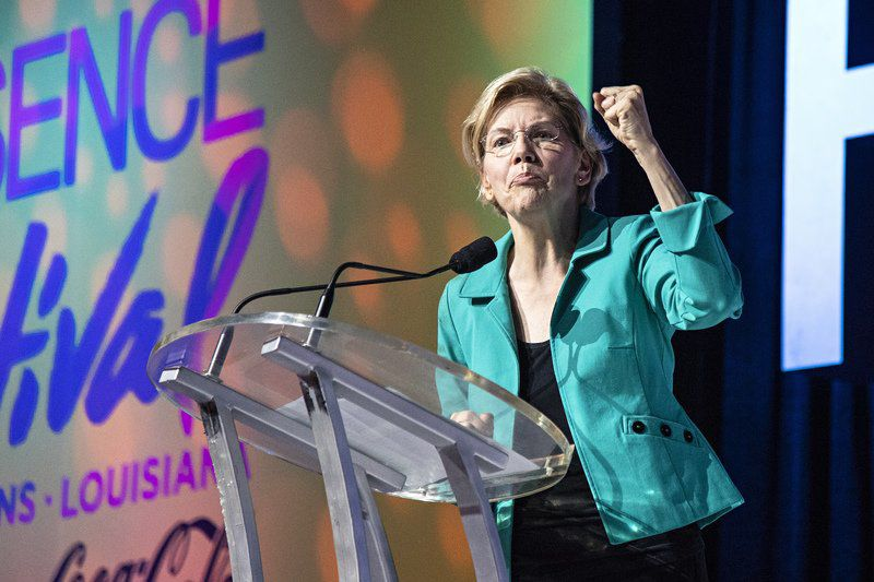 Warren raises $19.1M, topping Sanders in new fundraising