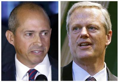 Baker, Polito cinch second term at Statehouse