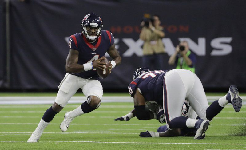 Watson, Texans face bigger challenge against Pats