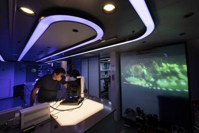 FishOn: To boldly go where no ocean science has gone before