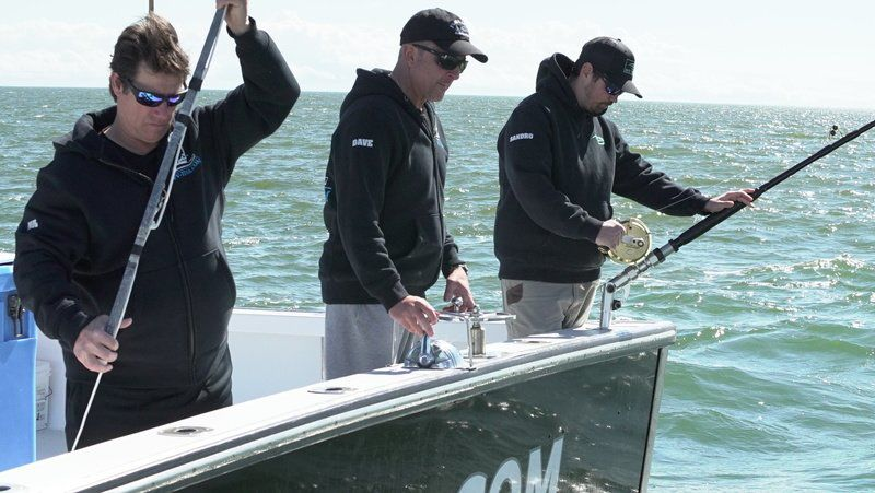 Gloucester captain makes debut in 'Wicked Tuna: Outer Banks'