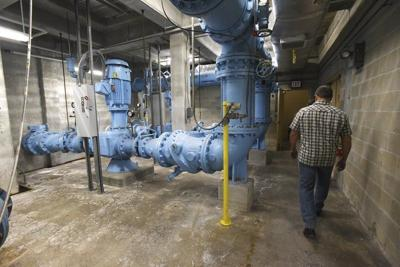 Rockport Filtration problems prompt outdoor water ban