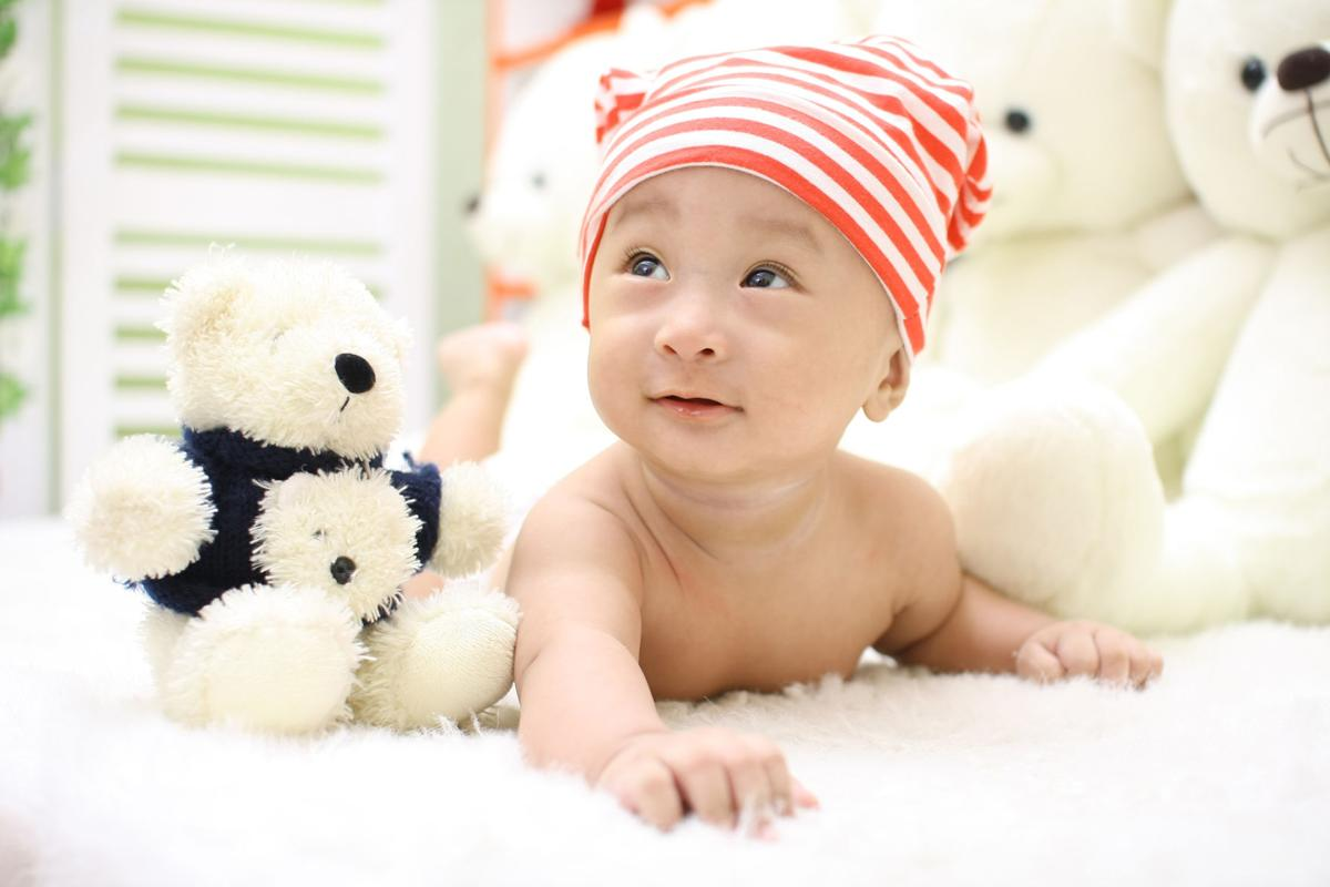 Tummy time important for baby development