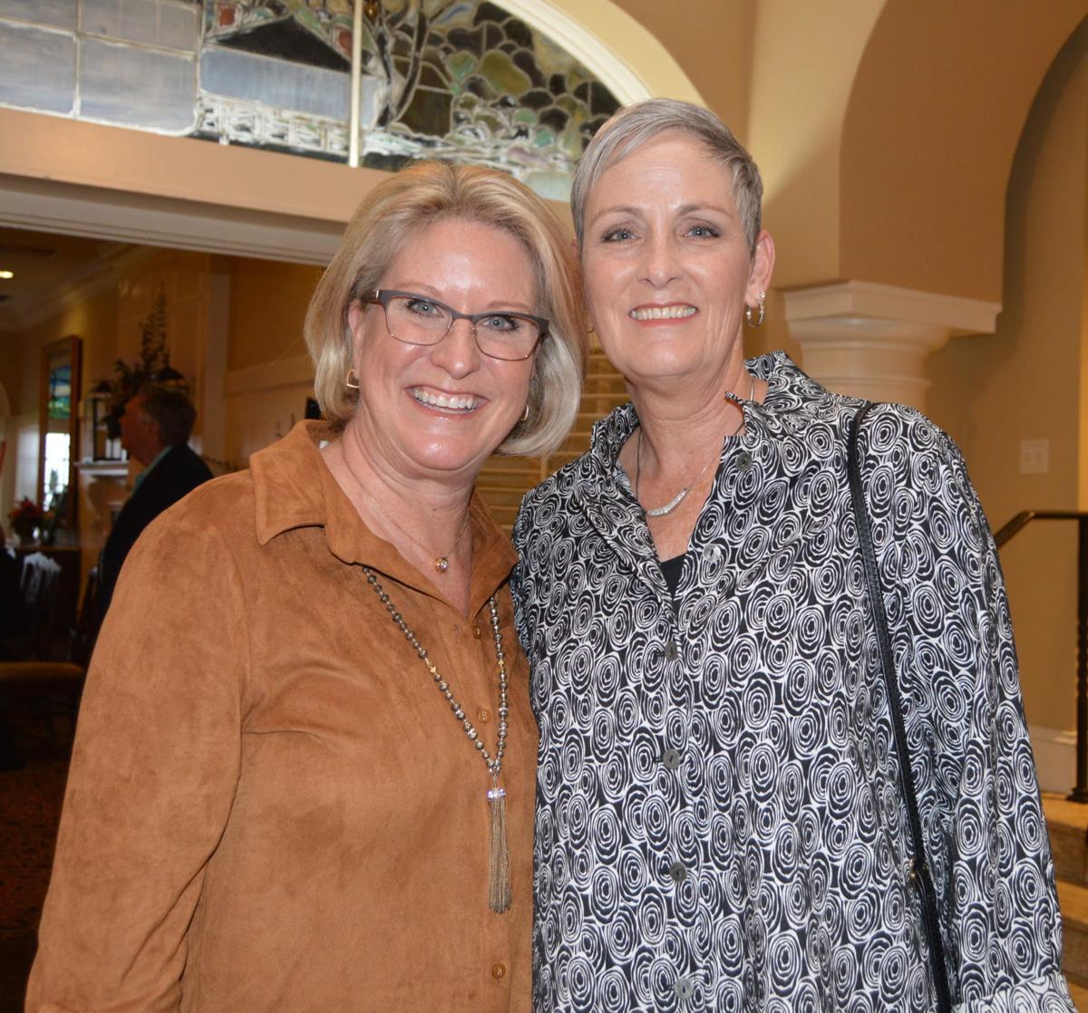 Charlotte Graham, left, and Judy Benson.JPG
