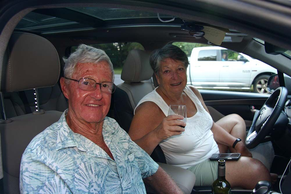 Ralph and Donna Ainger