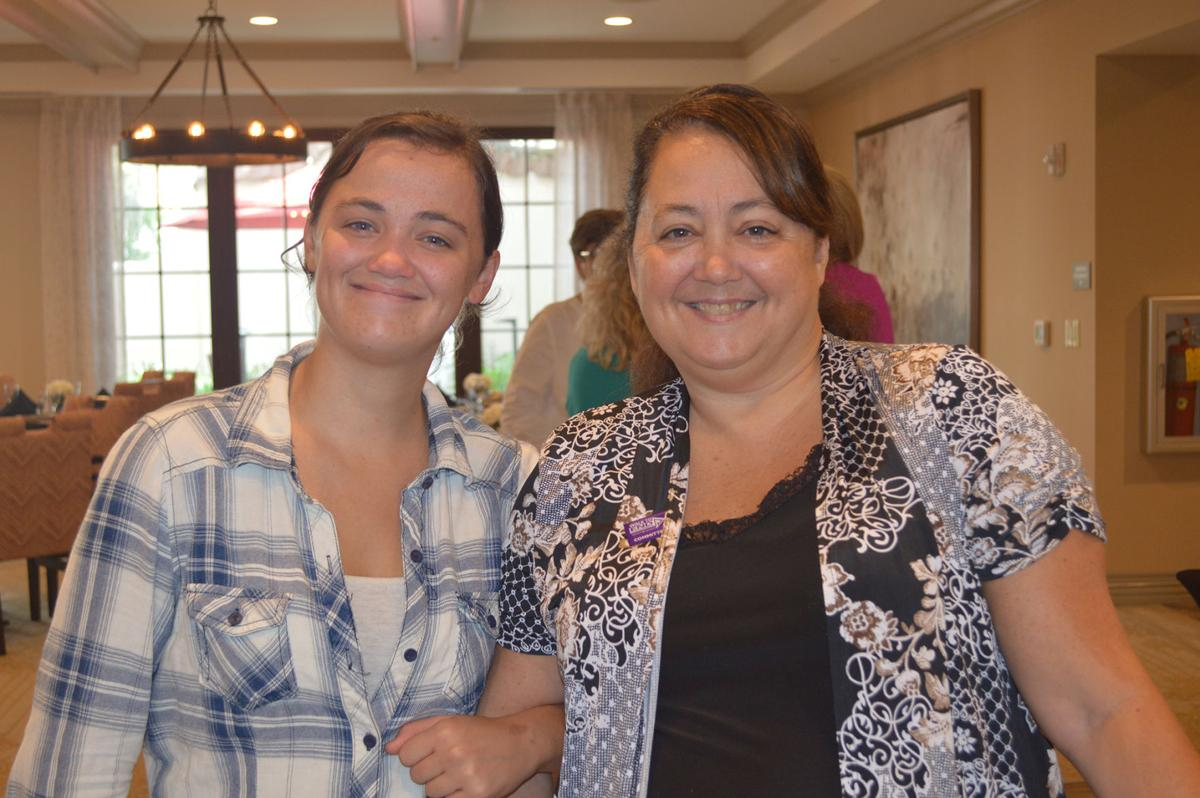 Thrive Hosts Professional Luncheon