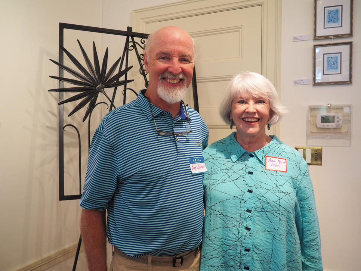 Goodyear Cottage Hosts Exhibit By Sister And Brother