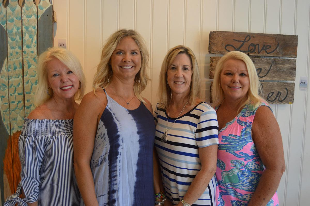 Ladies who Lunch visit A Moveable Feast