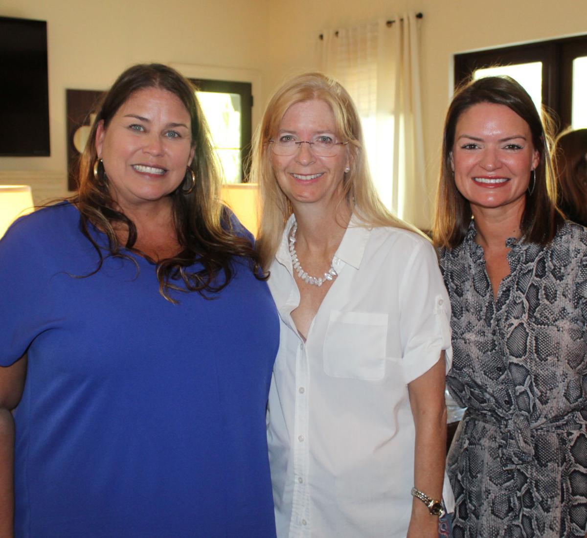 Brooke Parmalee, Karla Hansen and Mary Margaret Shiver.JPG