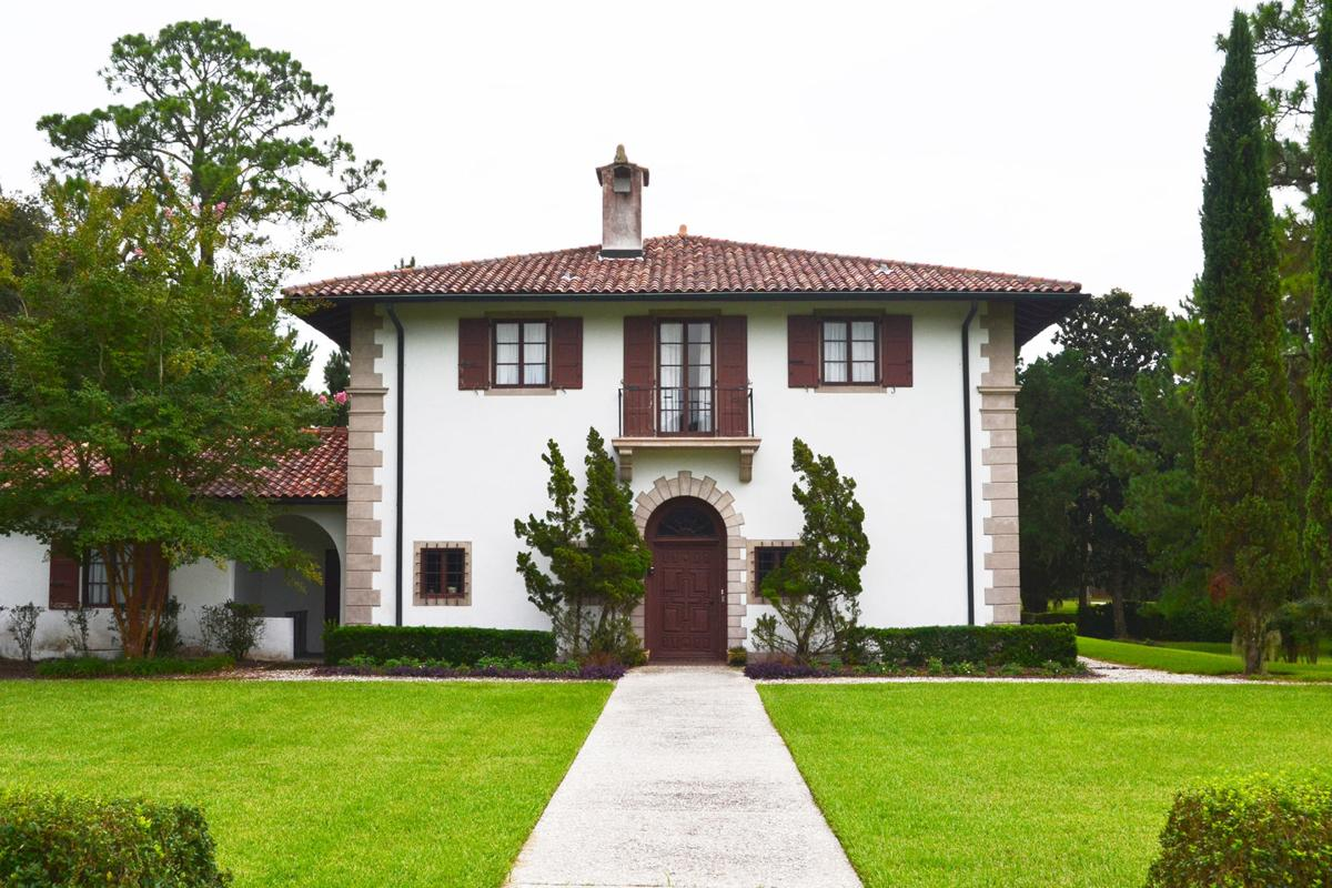 Homes with a history