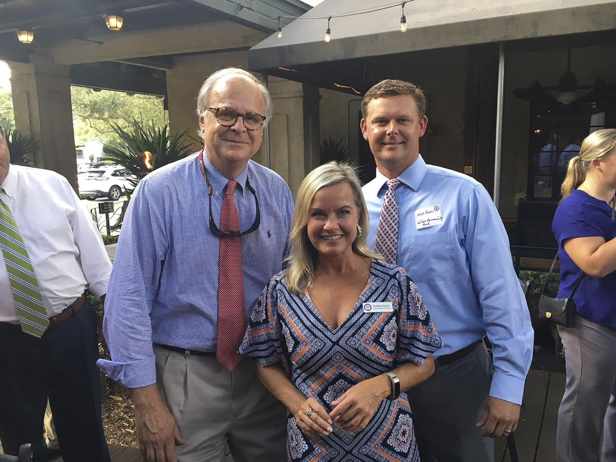 Chamber Hosts President's Reception