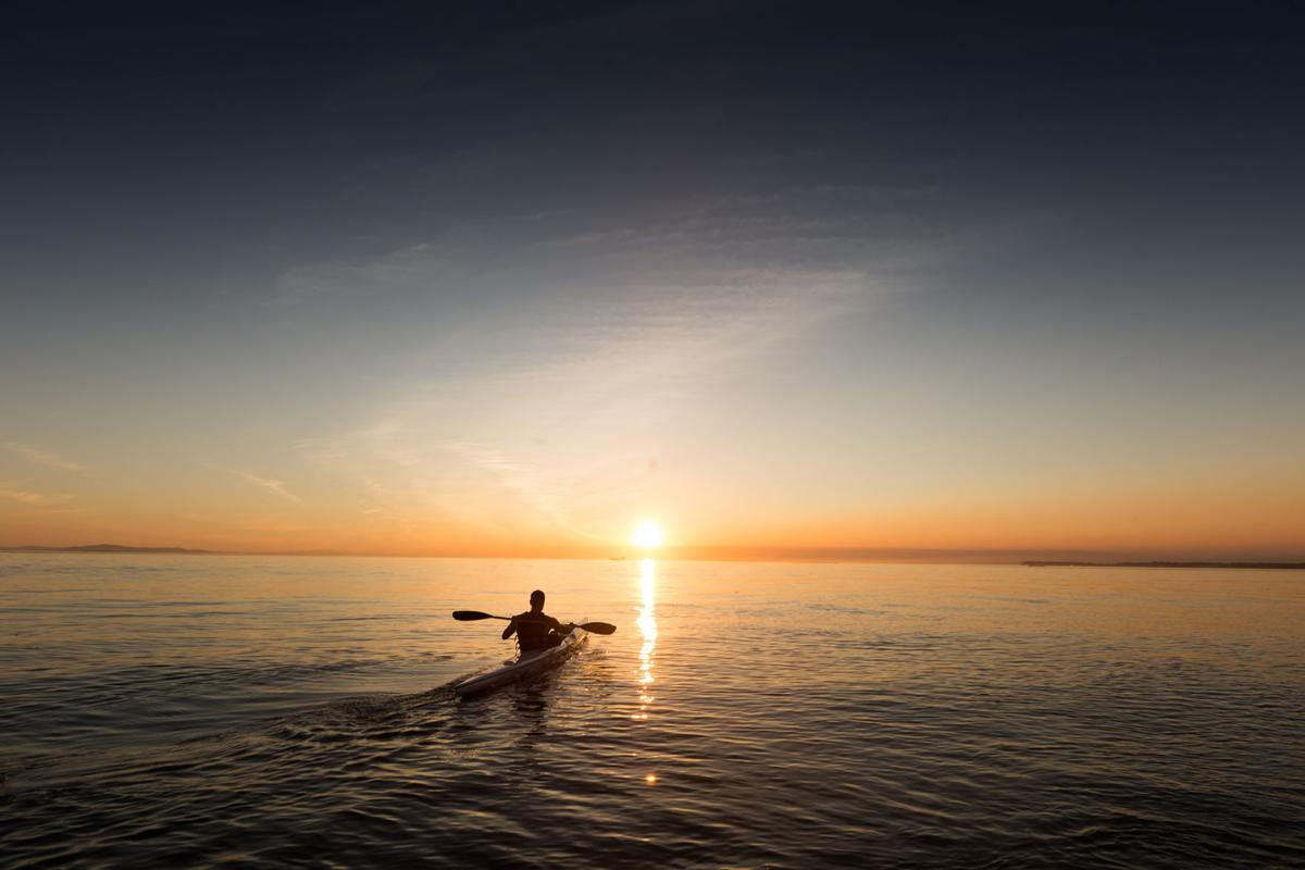 Adventure awaits for kayakers