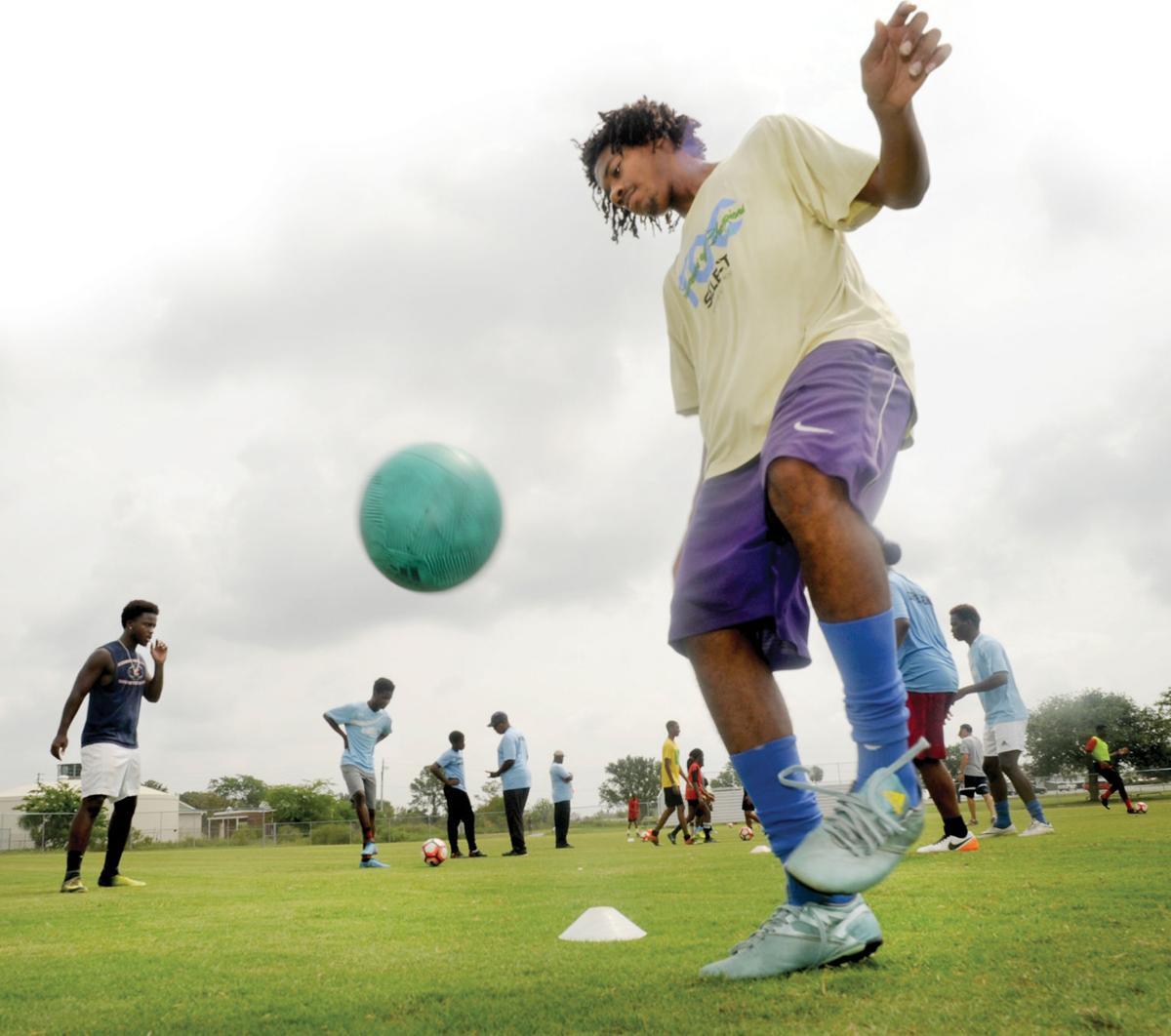 Coastal Outreach Soccer