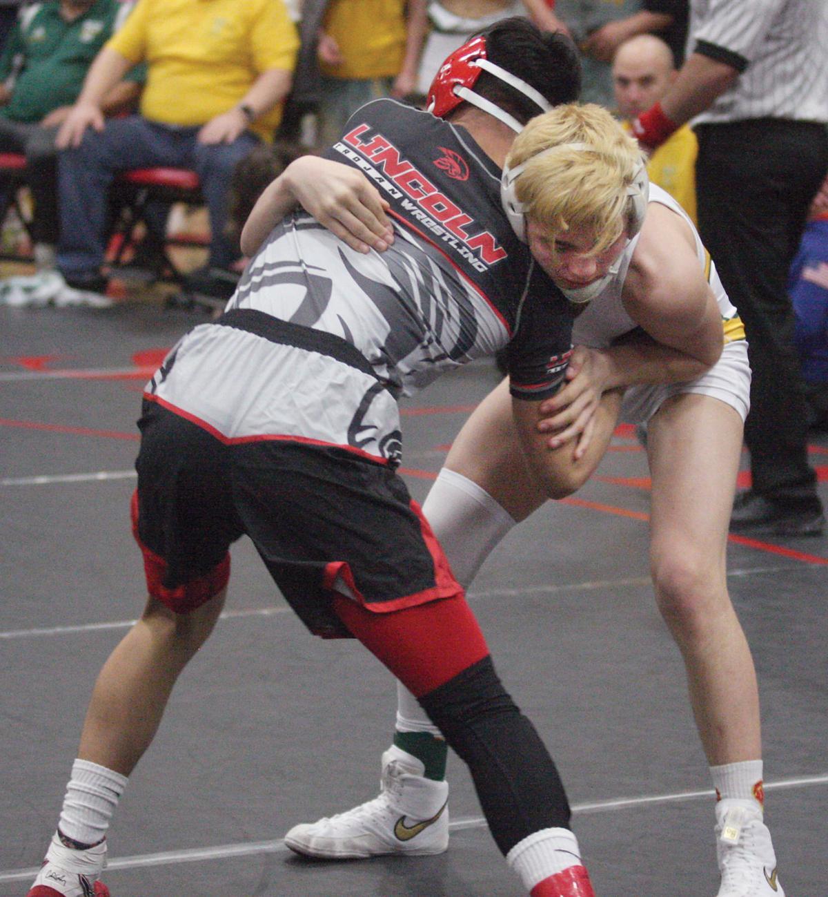 TCAL wrestling championships