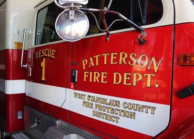 Patterson Fire/West Stan Fire Truck