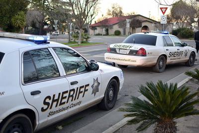Sheriff's Cruiser, SUV